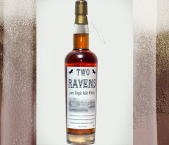 Two Ravens Single Malt Whiskey